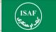Fullstørrelse ISAF flagg 90x150cm