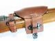 Siktebeskytter i lær til Mauser 98k ny 19719000