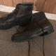 Forsvarets M66 støvler brukt