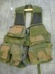 Forsvarets stridsvest CV-1 brukt  AG3
