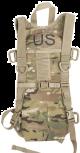 US Army drikkesystem komplett 3.0l multicam ny