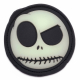 Big Nightmare Smiley Glow In The Dark 3D PVC (lyser i mørket)
