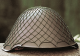 Østtysk NVA hjelm brukt ny
