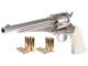 Remington 1875 luftpistol både rundkuler og vanlige kuler