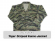 Tiger Stripe kamo BDU jakke